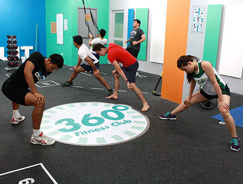 10 Fitness Trends To Try in 2015