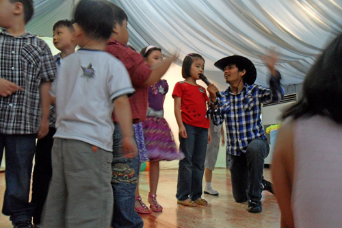 Pinoy Childrens Party Game Longest Happy Birthday