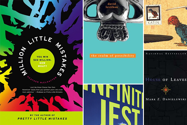 10 Unconventional Books Worth Checking Out
