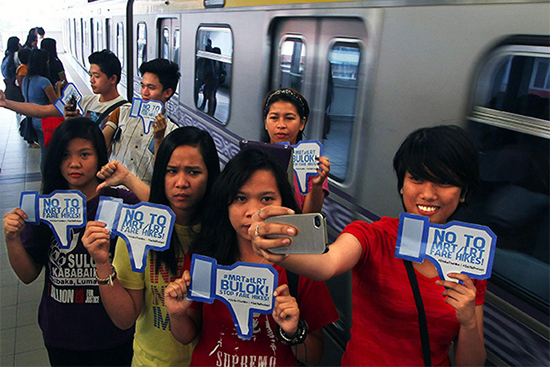 "MRT / LRT fare hike is like a Taylor Swift song: ""Treacherous"""