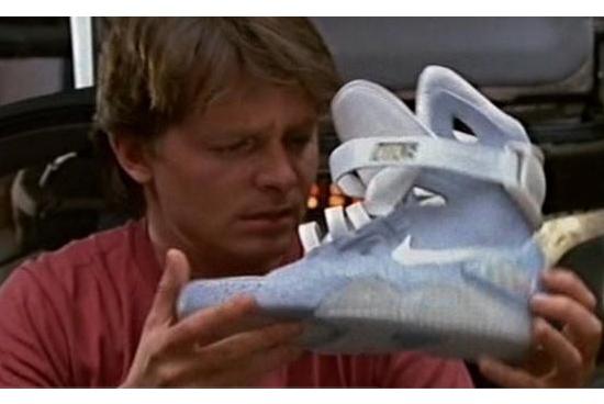 Nike to release self-lacing sneakers in