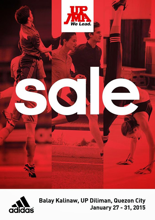 Catch the Adidas Sale from January 27 to 31