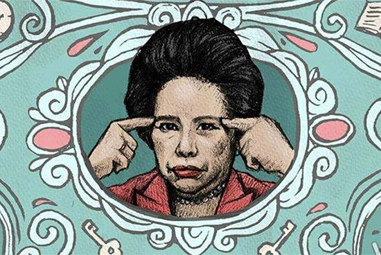 Senator Miriam Defensor Santiago's bookcover Stupid is Forever