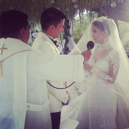 Jiggy manicad wedding