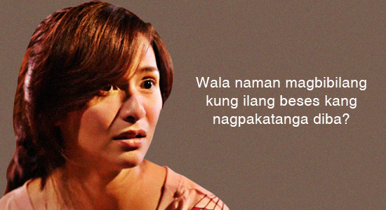 Famous Line Ng Mga Artista : Quotes from pinoy movies that speak to your hugot spot ph