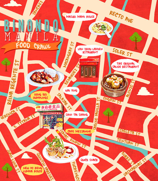 Binondo Manila Food Crawl