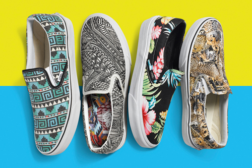 cf295a51c2 On Our Wishlists  The New Vans Classic Slip-On Collection