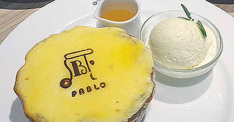 Pablo the Famous Cheesecake Franchise