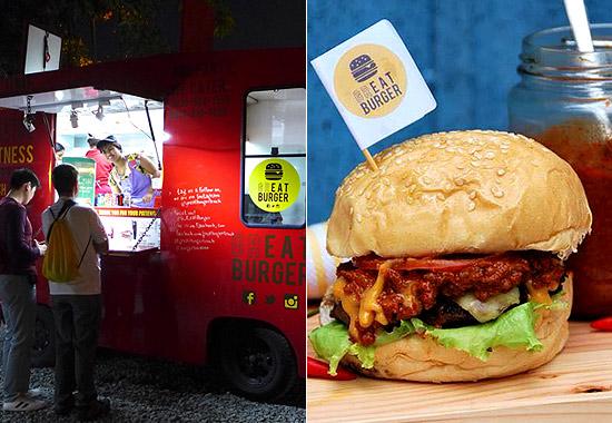 G.R.E.A.T Burger Truck