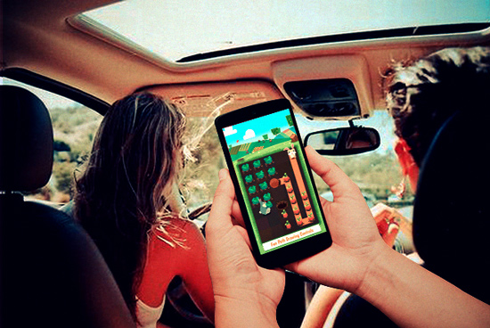 10 fun offline apps to play on your roadtrip. Black Bedroom Furniture Sets. Home Design Ideas