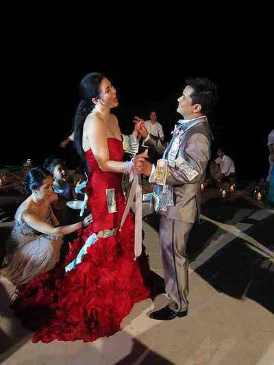 Ogie and regine wedding invitations