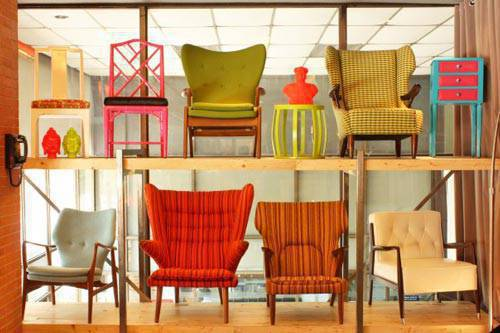 Nice This Specialty Shop Is A Virtual Chair Gallery, Offering Reproductions Of  Designer And Mid Century Modern Pieces And ...