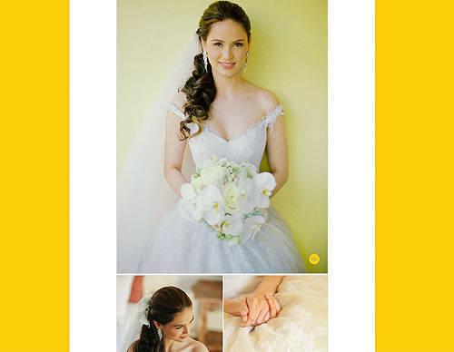 Top 10 Prettiest Celebrity Brides | SPOT.ph