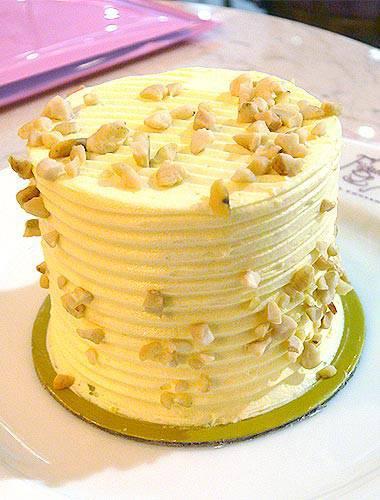Best Sans Rival Cake In Metro Manila