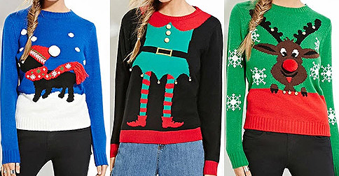 These Are The Cutest Ugly Holiday Sweaters Ever Spotph