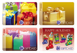 Christmas gift ideas p 500 at sm