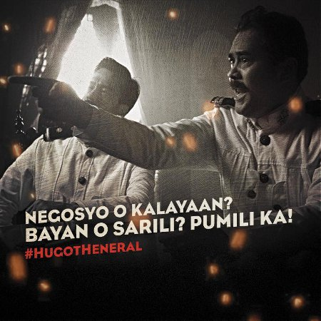 Negosyo o Kalayaan? Bayan o Sarili? Pumili Ka! #HugotHeneral