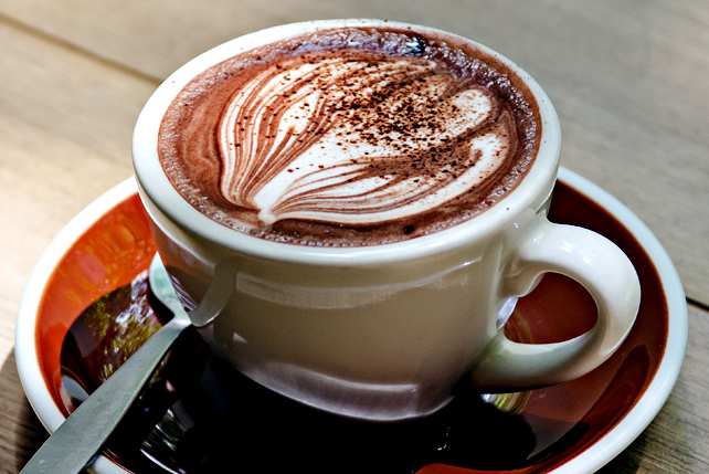 Top 10 Hot Chocolate in Manila