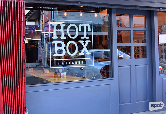 Marvelous New Restaurant Alert: HotBox Kitchen At P. Guevarra Street, San Juan Home Design Ideas