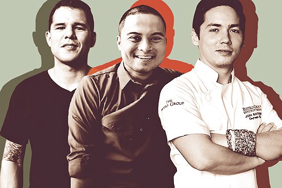 Top 10 Hottest Chefs in Manila
