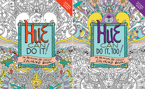 Adult Coloring Books For Every Personality Share