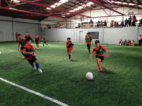 Give Futsal a Try at The Camp Ph