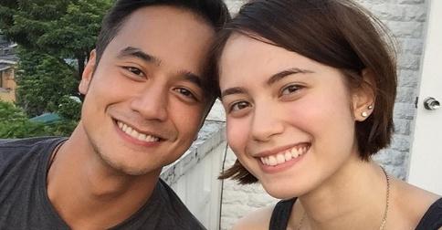 JM De Guzman and Jessy Mendiola