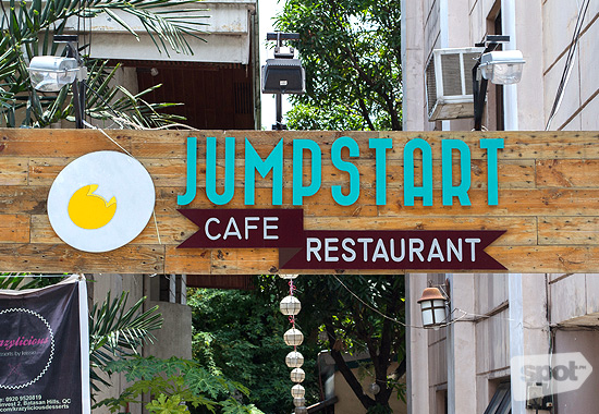 Jumpstart Cafe