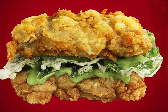 KFC Double Down G Promo