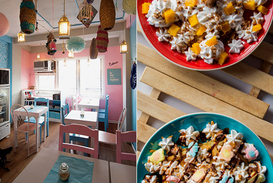 A Hidden Homemade Dessert Shop Where Your Sweetest Dreams