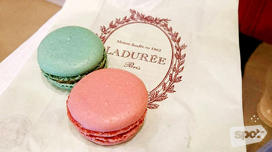 Laduree Price is P150