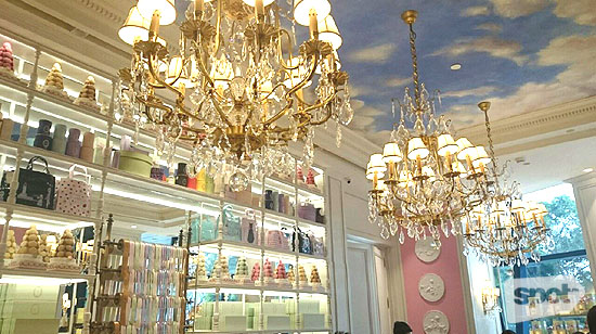 Laduree Interior Design