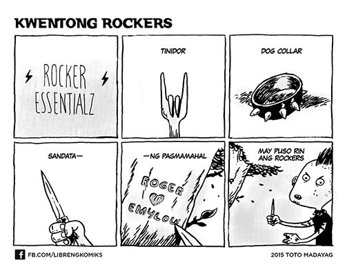 10 Funniest Comic Strips From Libreng Komiks