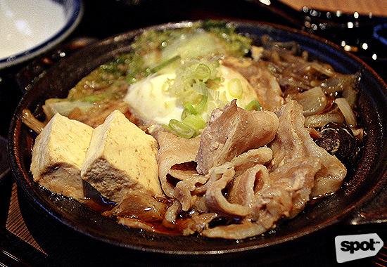 Maisen Sukiyaki