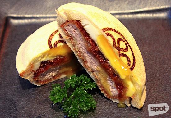 Maisen Katsu Sandwiches