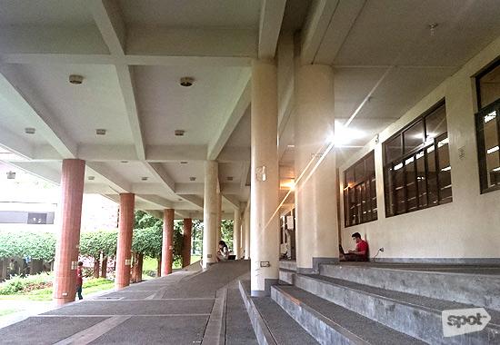 Campus Neighborhood Guide Ateneo De Manila University