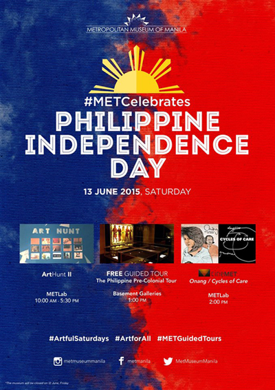 10 Independence Day Events and Exhibits in Manila