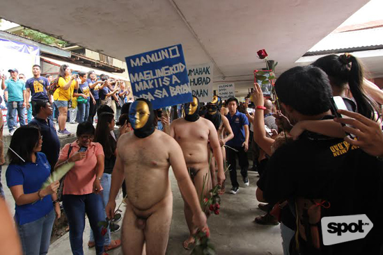 Oblation run female
