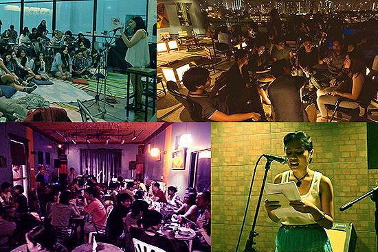10 Best Places in Manila for Poetry Reading