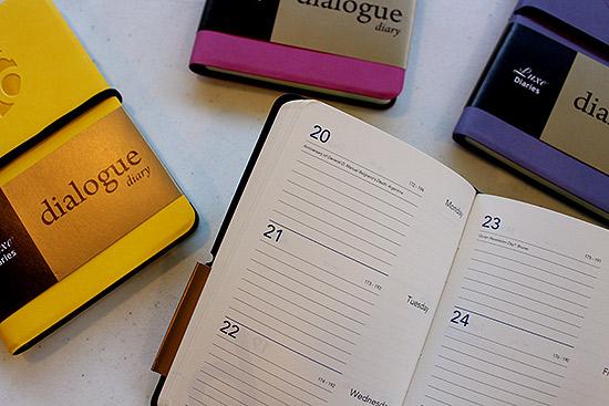 Dialogue Diary Design