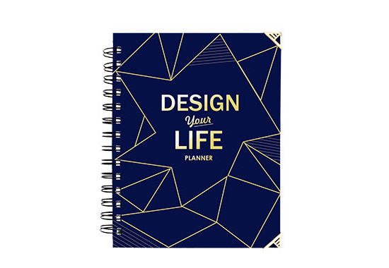 Design Your Life Planner 2016 from DYL