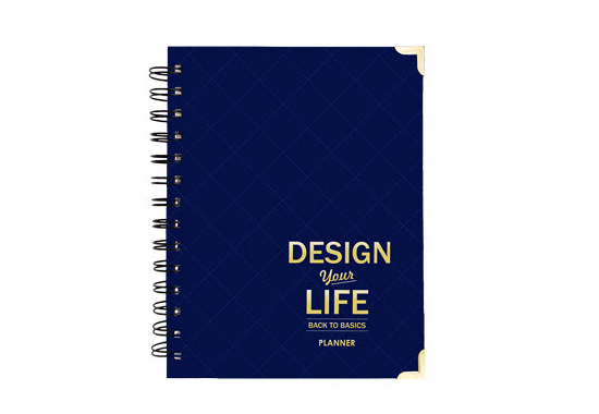 Design Your Life Back to Basic 2016 Planner from DYL
