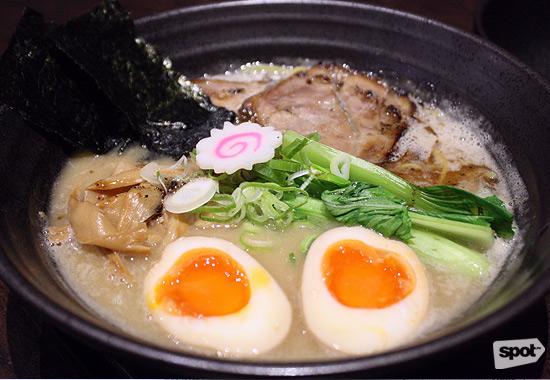 Kichitora of Tokyo's Paitan Ramen Zenbu no Se