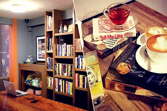 10 Cafes and Restaurants That are Perfect for Book Lovers