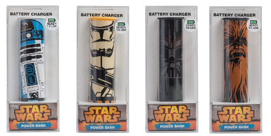 Star Wars Powerbanks