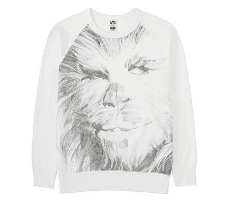 Uniqlo Star Wars Sweatshirt