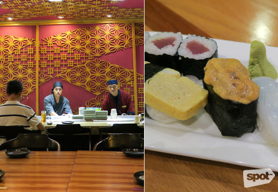 Sushi Kuretake