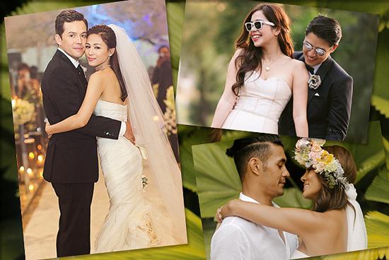 Top  Sweetest Celebrity Weddings  Edition