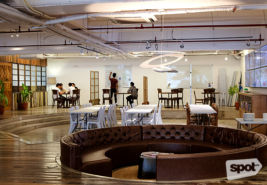 Coolest Offices In Manila Migo SPOTph - Cool office