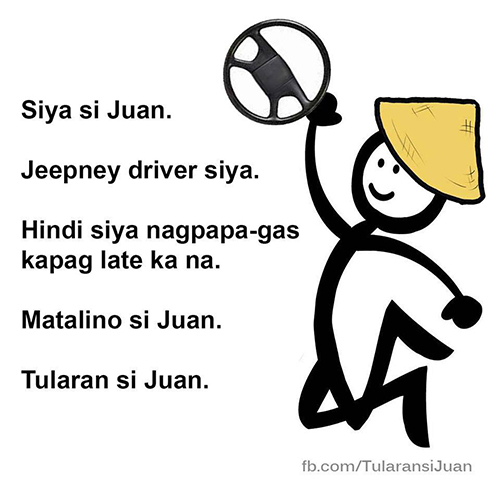 Juan is #JeepneyDriverGoals Part 2